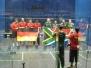 Squash Mannschafts WM 2013 in Mulhouse Frankreich Finaltag