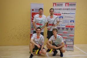 Ein Großteil der 2.-Liga-Mannschaft der HOTSOX!