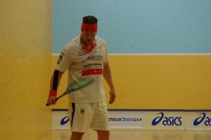 Stefan Sacher spielte am Wochenende für Heilbronns zweite