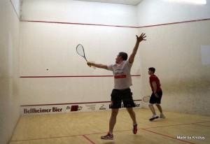 Rodekurth (li.) im Spiel mit Sandro Ehlers - Foto: Urs Knobling