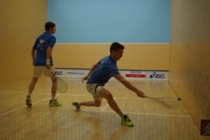 Ben Petzoldt und Valentin Rapp gewannen 2014 die Deutsche Doppelmeisterschaft