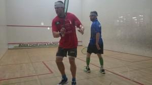 Sacher im Spiel mit Pascal Martin (Karlsruhe 2)